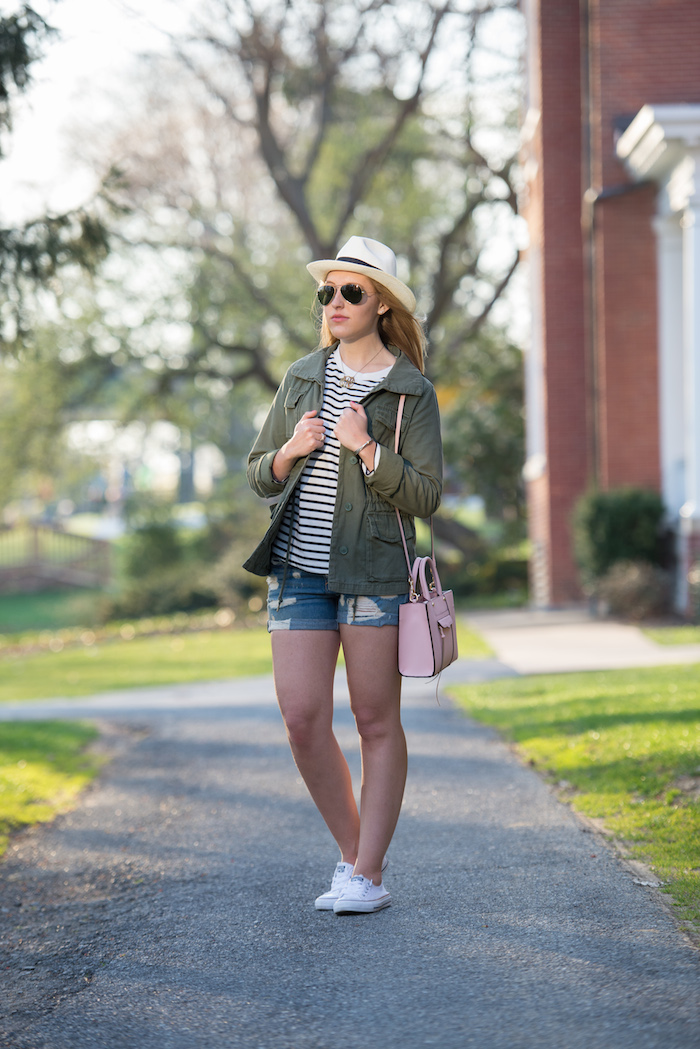 SheIn Striped Shirt