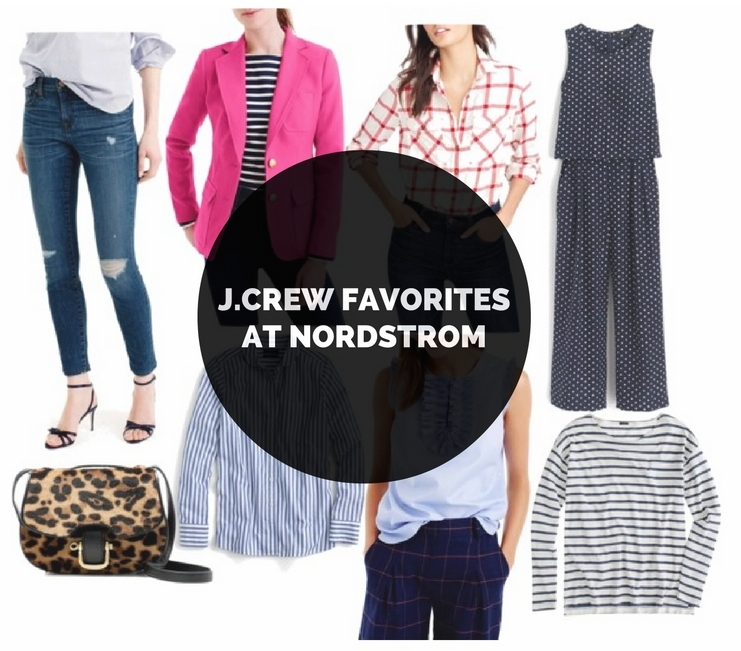 J.Crew Favorites at Nordstrom