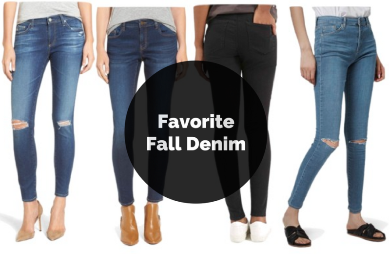 Favorite Fall Denim