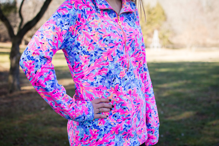 12ecf3e10a6be0 Lilly Pulitzer Printed Popover | A Pop of Pink