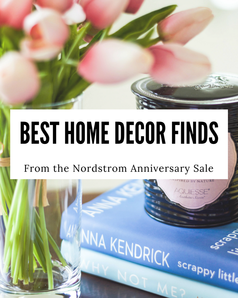 Nordstrom anniversary sale home decor a pop of pink Nordstrom home decor sale