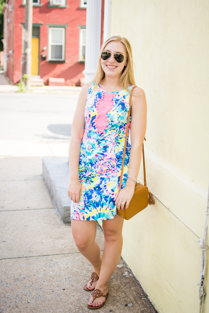 Lilly Pulitzer Adara Shift Dress