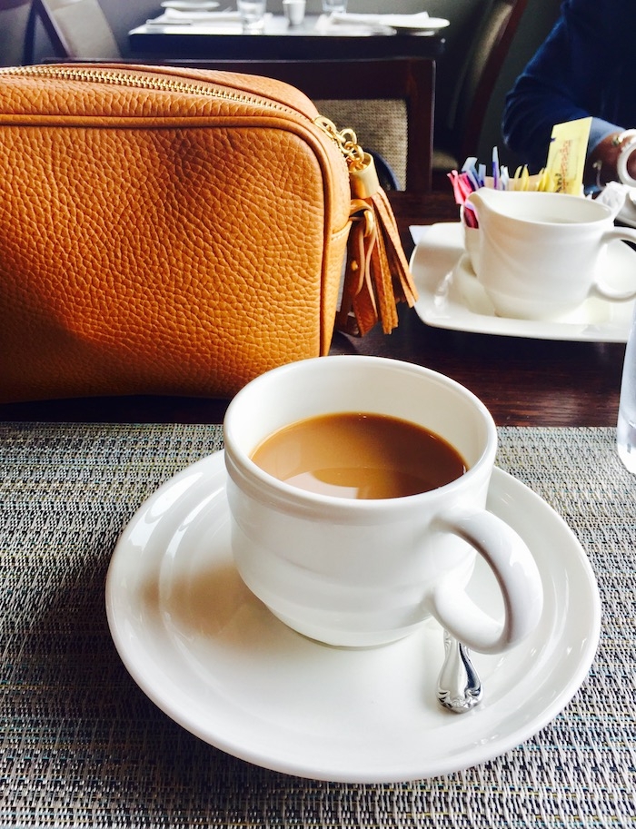 Coffee and Handbag