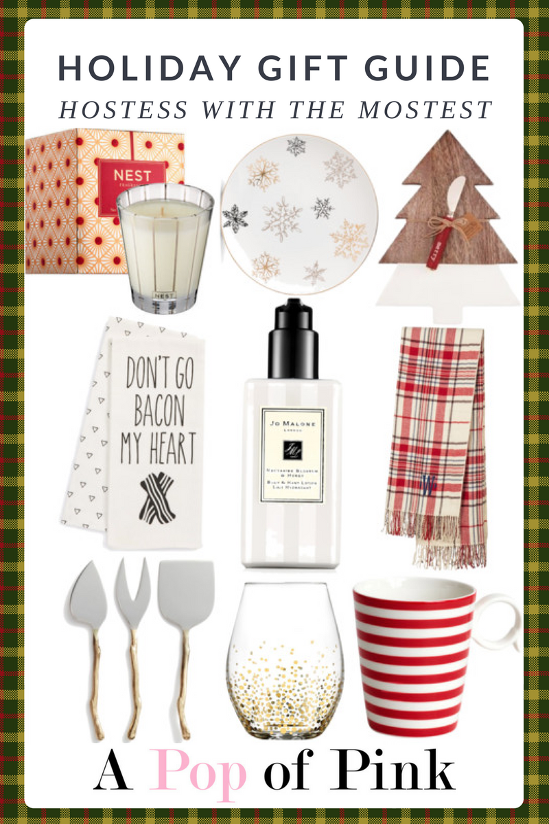 Holiday Gift Guide - Hostess Gifts
