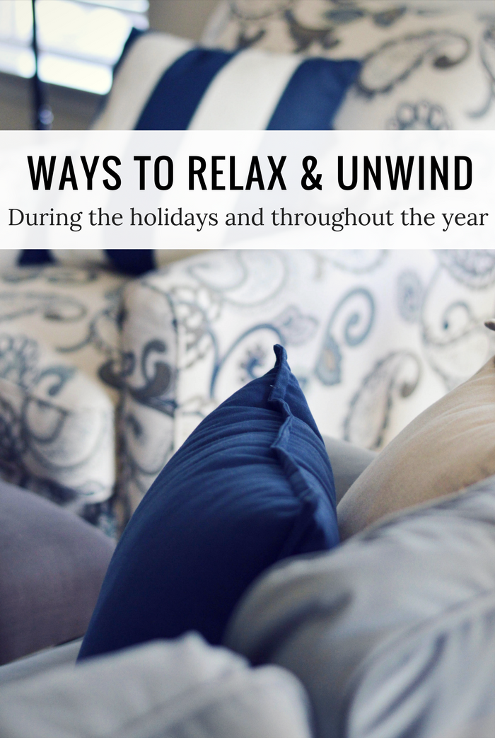 How to Relax - Easy Ways to Wind Down