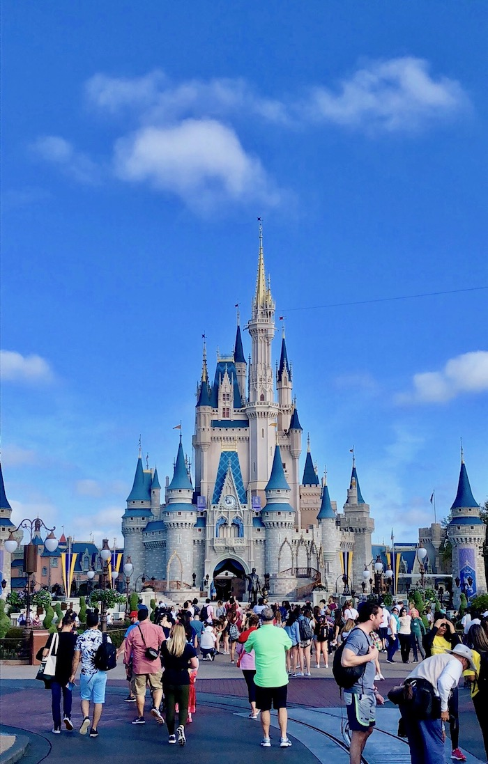 Disney's Magic Kingdom - Cinderella's Castle